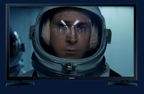 First Man - Ryan Gosling as Neil Armstrong