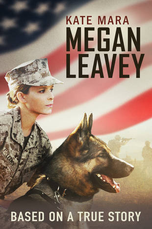 Megan Leavy - Played by Kate Mary - Military Woman