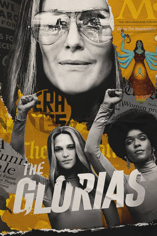 Gloria Steinem and Other Women Clenching Fists