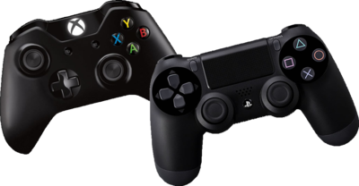 X-Box Controllers - Can Be Used For Streaming Movies